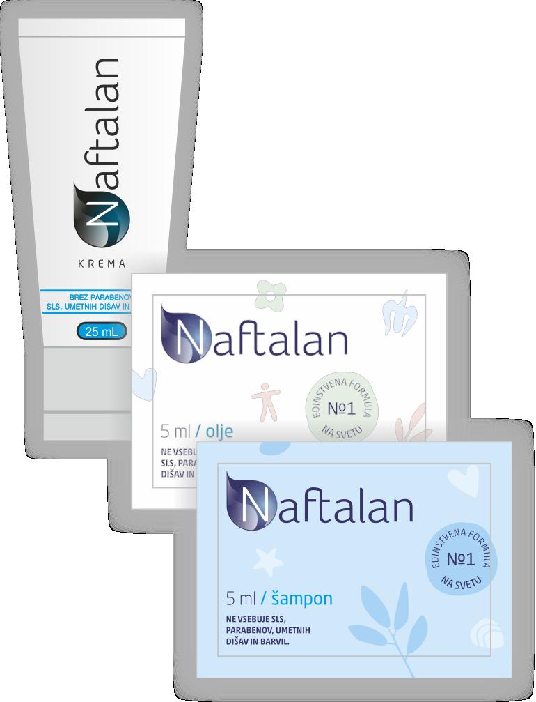 Naftalan - brezplačni testerji - transparentno
