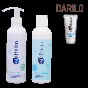 Akcija - Naftalan olje + šampon