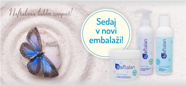 mozaik - Naftalan šampon
