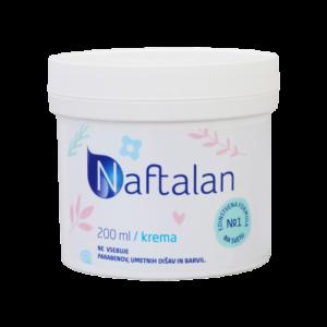 Trgovina - Naftalan krema 200 ml - transparentno