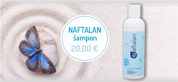 Naftalan šamponr